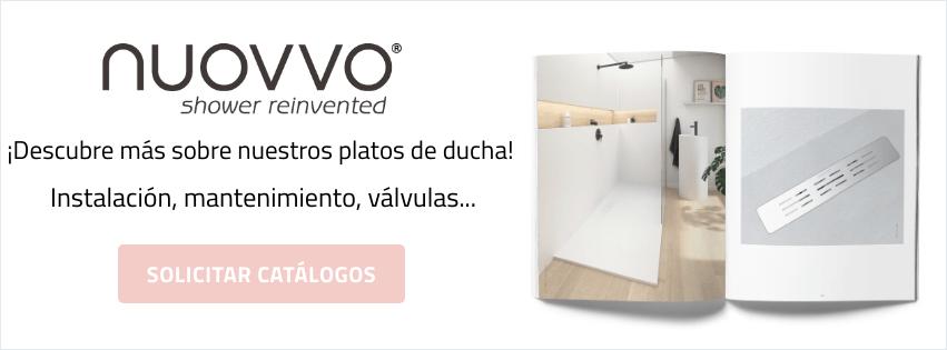 catálogo platos de ducha